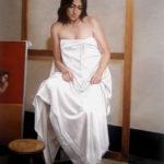 model in my atelier